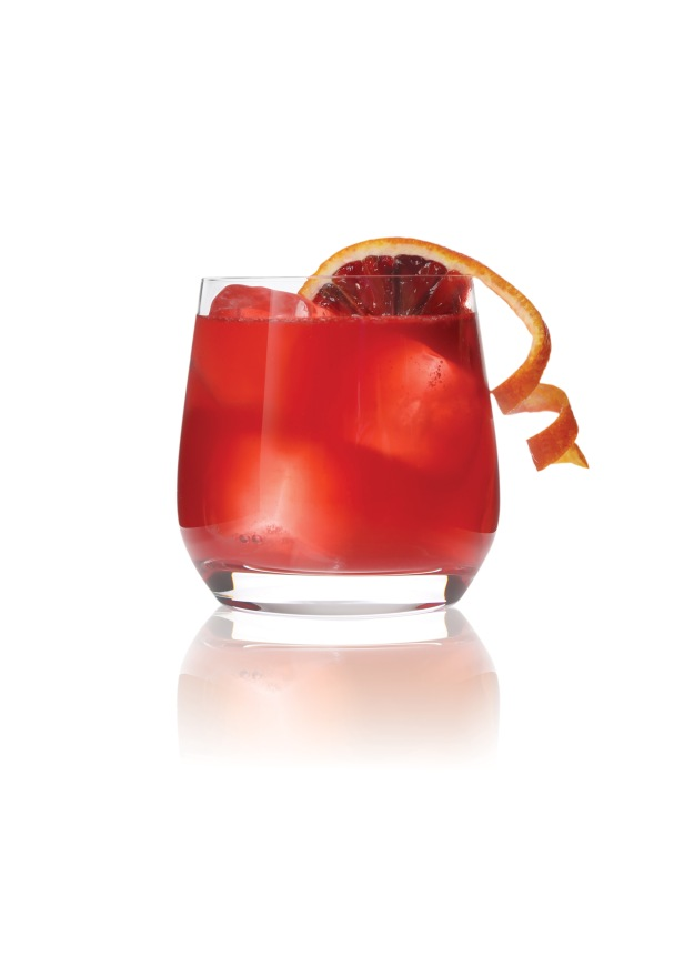Blood Orange Margarita A